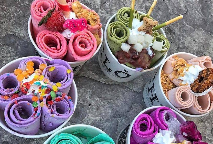 Rulo / Tava Dondurma Tayland'tan