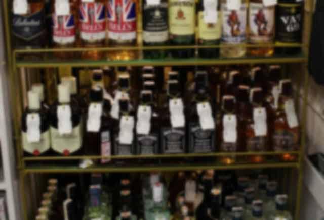 Sert Alkollü içkiler